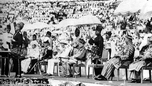 Ringkasan Sejarah Malaysia